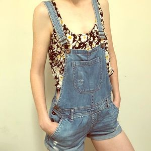 Adorable Overalls Size 27/Small